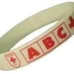 Bracelets en silicone